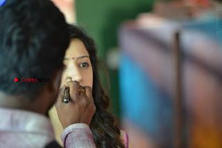 Actress Richa Panai Stills in Half Saree at Rakshaka Bhatudu Sets  0026.JPG