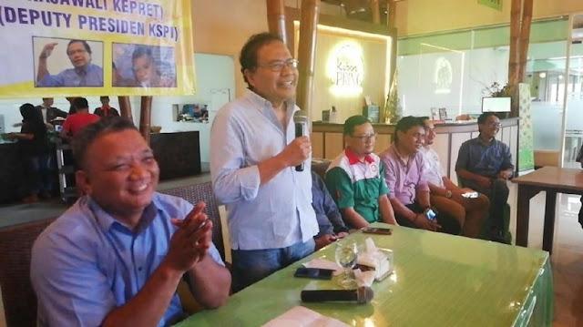 Rizal Ramli: Jokowi Jangan Berharap Menang, Petani Nangis Semua