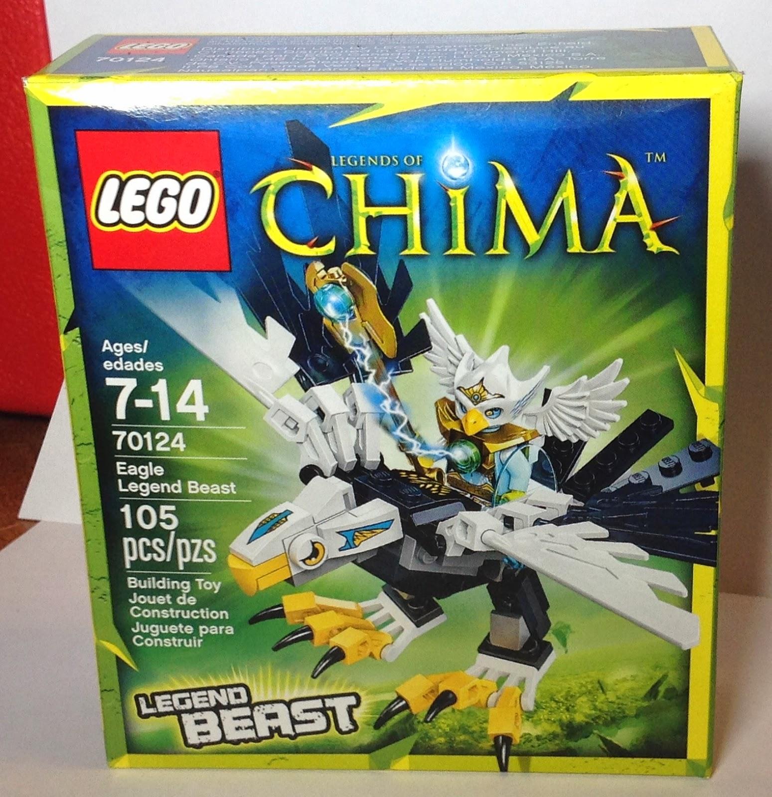 LEGO Chima nopeus dating
