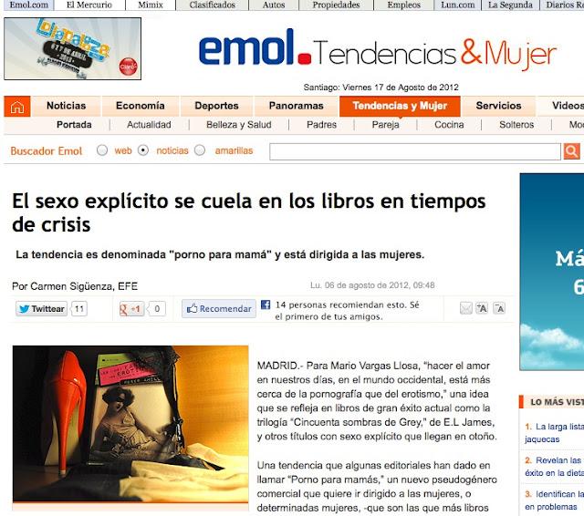 Emol CHILE   Las fantasías eróticas y salvajes son tendencia