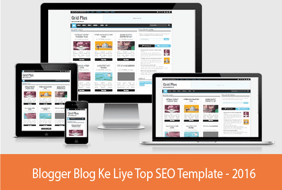 Blogger Blog Ke Liye SEO Friendly Template Download Kare - 2018 ...