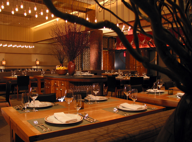 Restaurante Craftsteak em Las Vegas
