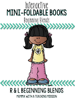 https://www.teacherspayteachers.com/Product/Beginning-Blends-Mini-Flip-Book-Foldable-2443376