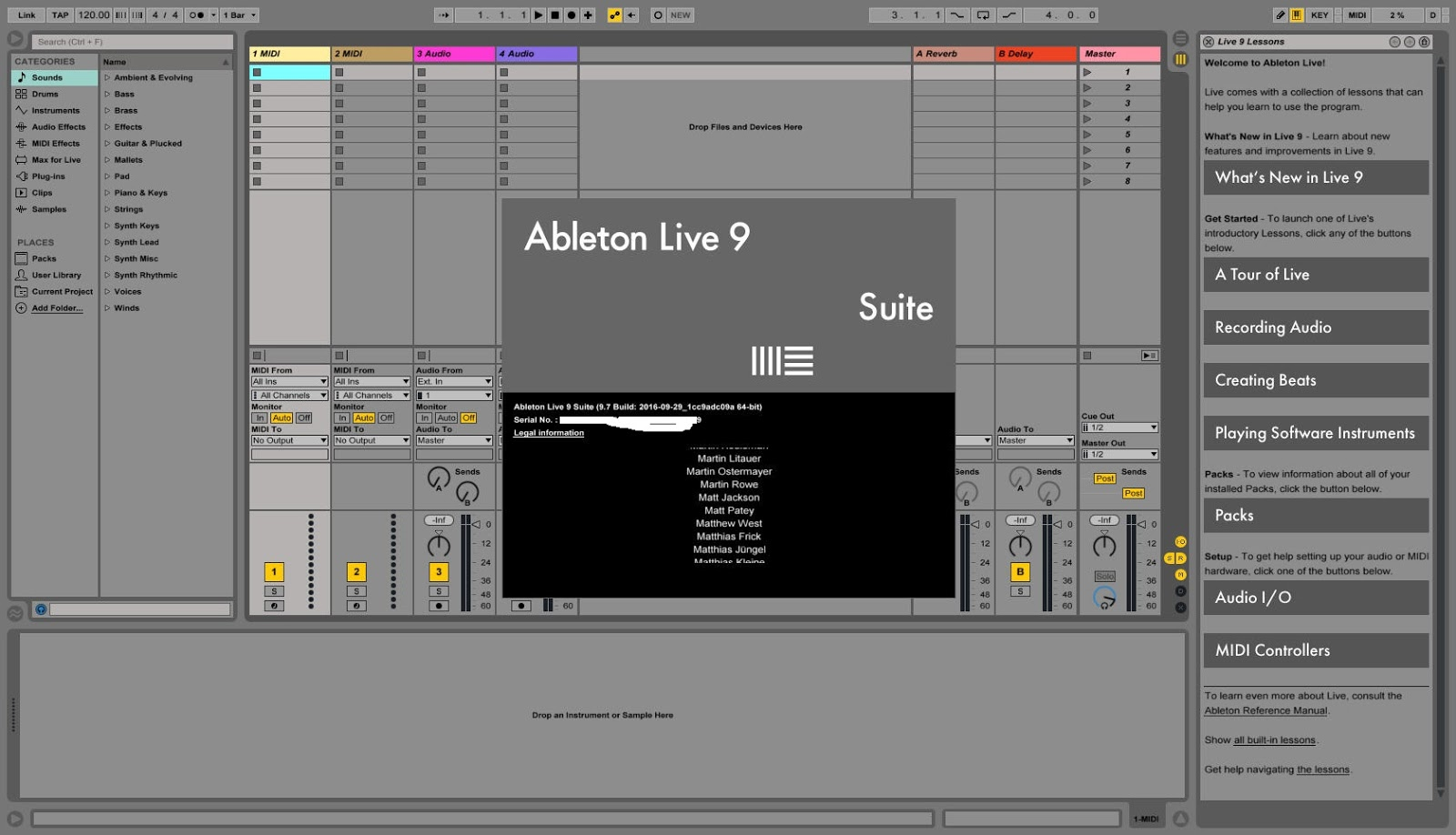 ableton live 9 suite crack torrent mac