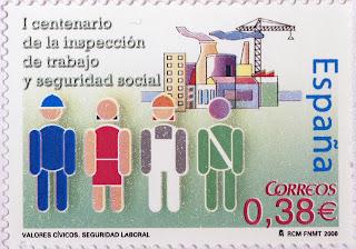 I CENTENARIO DE LA INSPECCIÓN DE TRABAJO Y SEGURIDAD SOCIAL