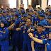 Polda Kepri Menggelar Acara Syukuran Dalam Rangka Memperingati HUT Polairud Ke 68