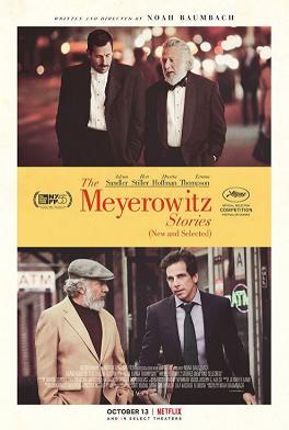 Os Meyerowitz: Família Não se Escolhe (Histórias Novas e Selecionadas) Dublado