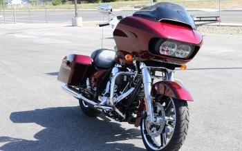 Wallpaper: Harley-Davidson Motorcycle Models