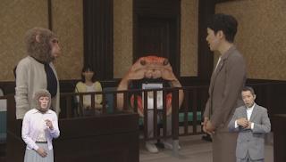 """ハートネットTV「手話で楽しむみんなのテレビ!~""""昔話法廷""""編~」 - NHK s Heart-Net TV  TV for everyone who enjoys sign language!  - 「Folktale Court」"""