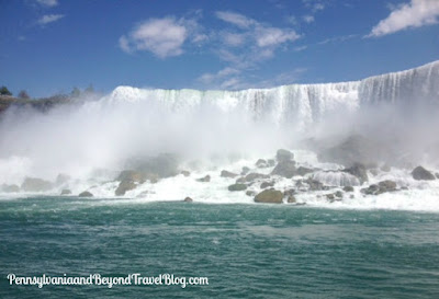 Niagara Falls - Waterfall in New York