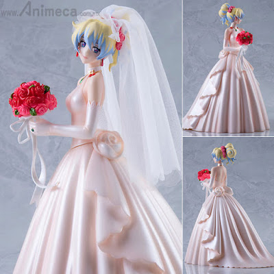 Figura Nia Teppelin Wedding Dress Ver. Tengen Toppa Gurren Lagann