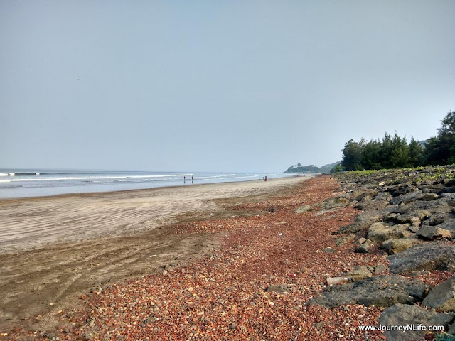 Ladghar Beach – Dapoli, Ratnagiri District, Maharashtra