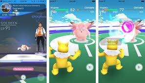 Versi Terbaru Pokemon GO