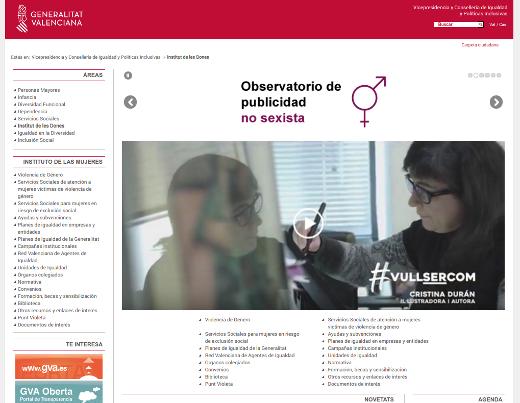 Igualdad destina 540.380 euros a programas especializados en mujeres en situación de riesgo o exclusión social