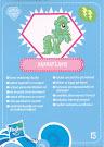 My Little Pony Wave 4 Sassaflash Blind Bag Card