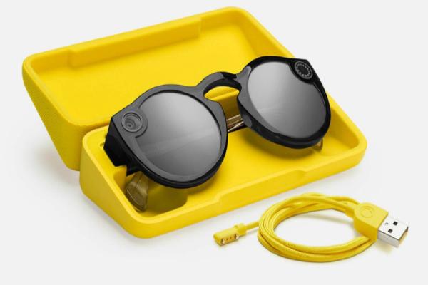 بعد فشل النسخة الأولى سناب شات تطلق Spectacles 2 بمميزات عالية
