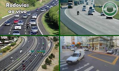assista câmeras de rodovias gratuitamente