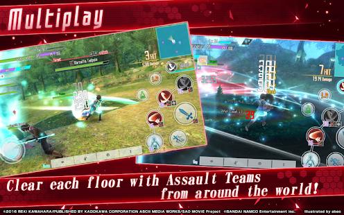 Sword Art Online: Integral Factor Mod Apk Full