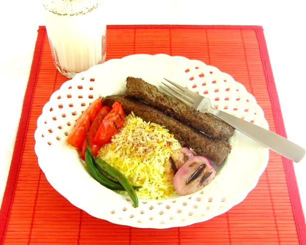 Turmeric saffron kabab deegi iranian pan kabab forumfinder Choice Image
