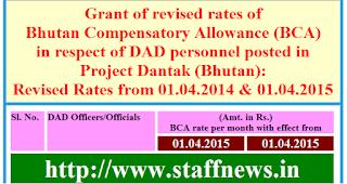 bhutan+compensatory+allowance