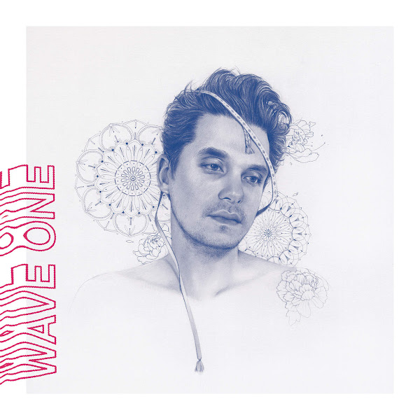 John Mayer - The Search for Everything - Wave One - EP Cover