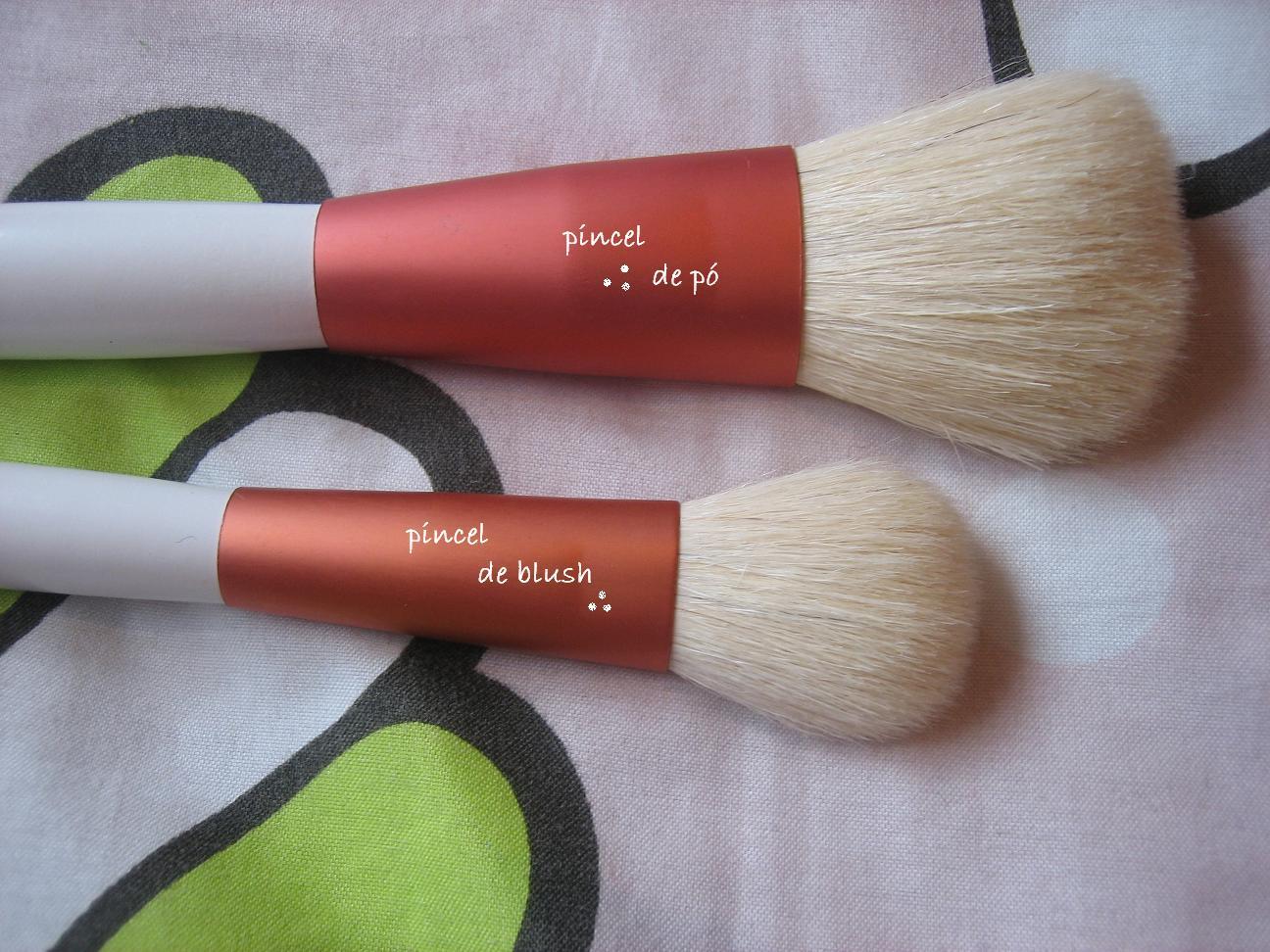 Mandi Make Up: Kit De 20 Pinceis Rosa
