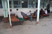 Tajikistan, Khujand,   Panshambe Bazar, topchan, © L. Gigout, 2012