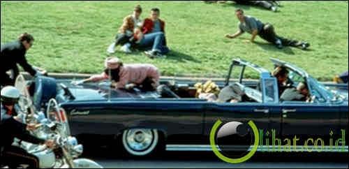 Pembunuhan Presiden John F. Kennedy (1963)