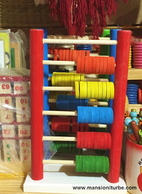 Educational Toys in Patzcuaro, Mexico