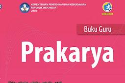 Download Buku Prakarya Kelas 9 SMP/MTs Kurikulum 2013 Revisi 2018