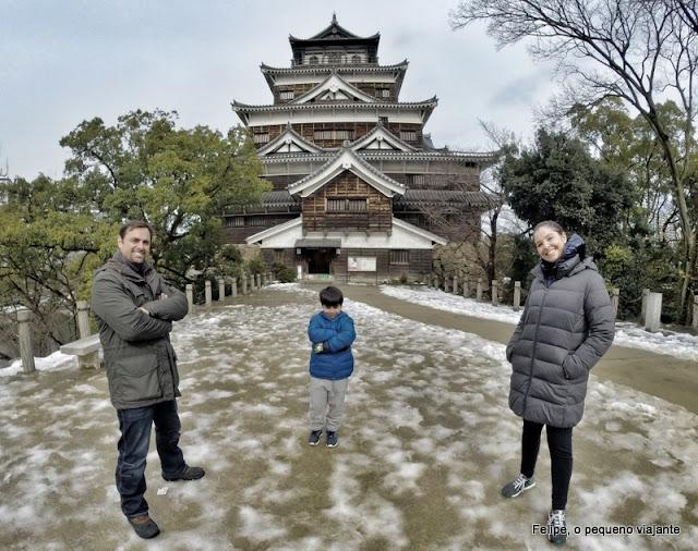 Castelo de Hiroshima