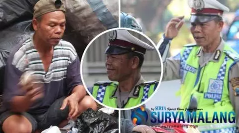 Polisi Pemulung