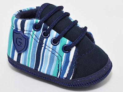 Moda primavera verano 2018: Calzado para bebés varones primavera verano 2018.