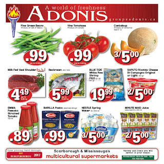 Marche Adonis Flyer May 25 – 31, 2017