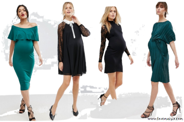MATERNITY PARTY WEAR | TOP PICKS 2 | ASOS | Love, Maisie