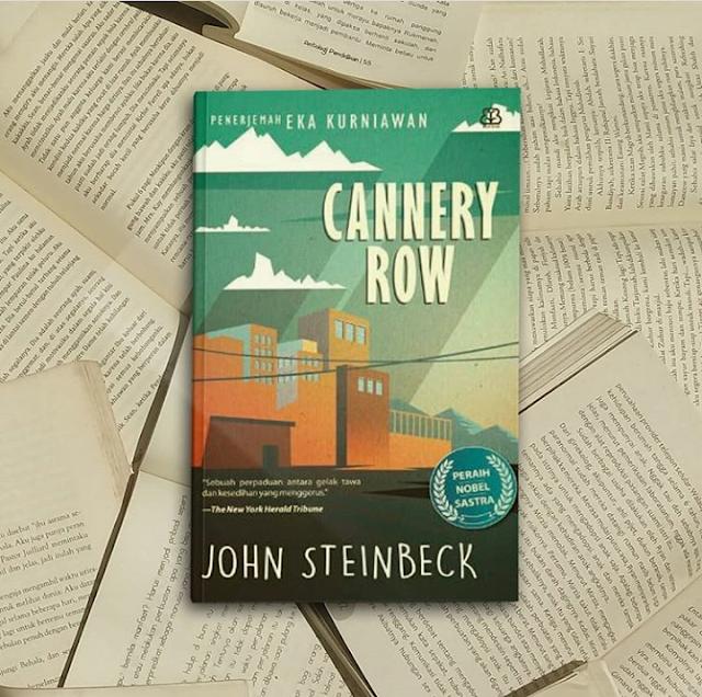 Melihat Kehidupan Sederhana California lewat Cannery Row
