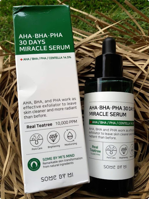 AHA.BHA.PHA 30 DAYS MIRACLE DARI SOME BY MI REVIEW