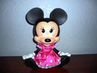 Gambar Boneka Minnie Mouse Lucu dan Imut 8