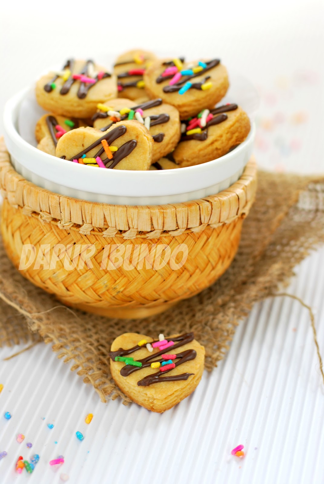 dapur ibundo: Biskut Nestum Coffee Nut