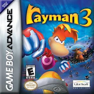 Rom de Rayman 3 - GBA - PT-BR - Download