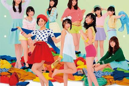 [Lirik+Terjemahan] HKT48 - Chameleon Joshikousei (Gadis Sekolah Bunglon)