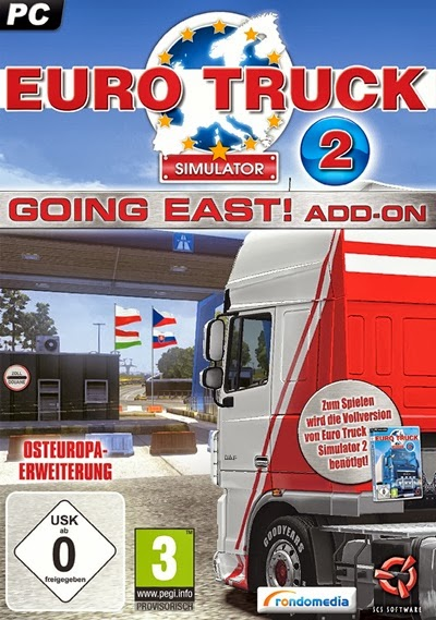Euro Truck Simulator 2 Going East PC Full Español