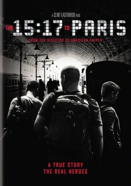 The 15:17 to Paris (2018) ταινιες online seires xrysoi greek subs