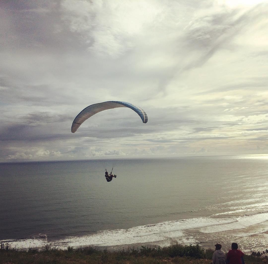 Pantai Parangendog Jogja