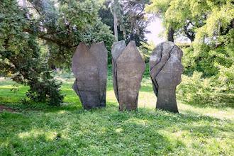 Paris : Hommage à Saint-John Perse, une oeuvre signée Patrice Alexandre - Jardin des Plantes - Vème