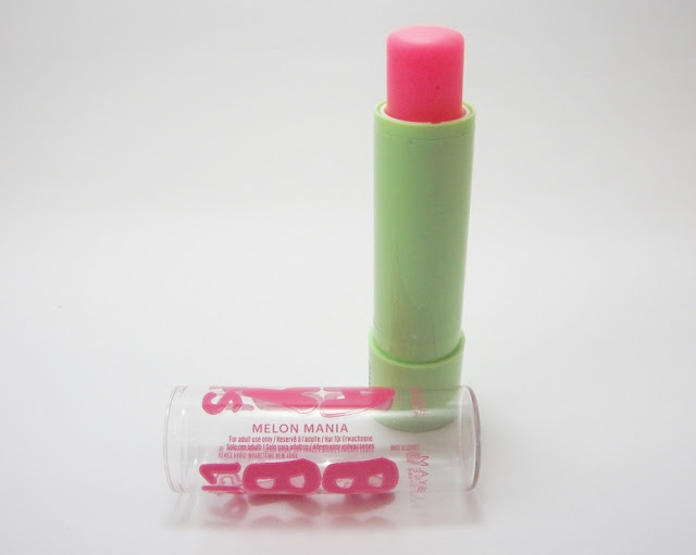 Maybelline Baby Lips Vitamin Shot: Melon Mania