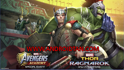 MARVEL Avengers Academy Mod Apk v2.14.0 Unlimited Money Terbaru