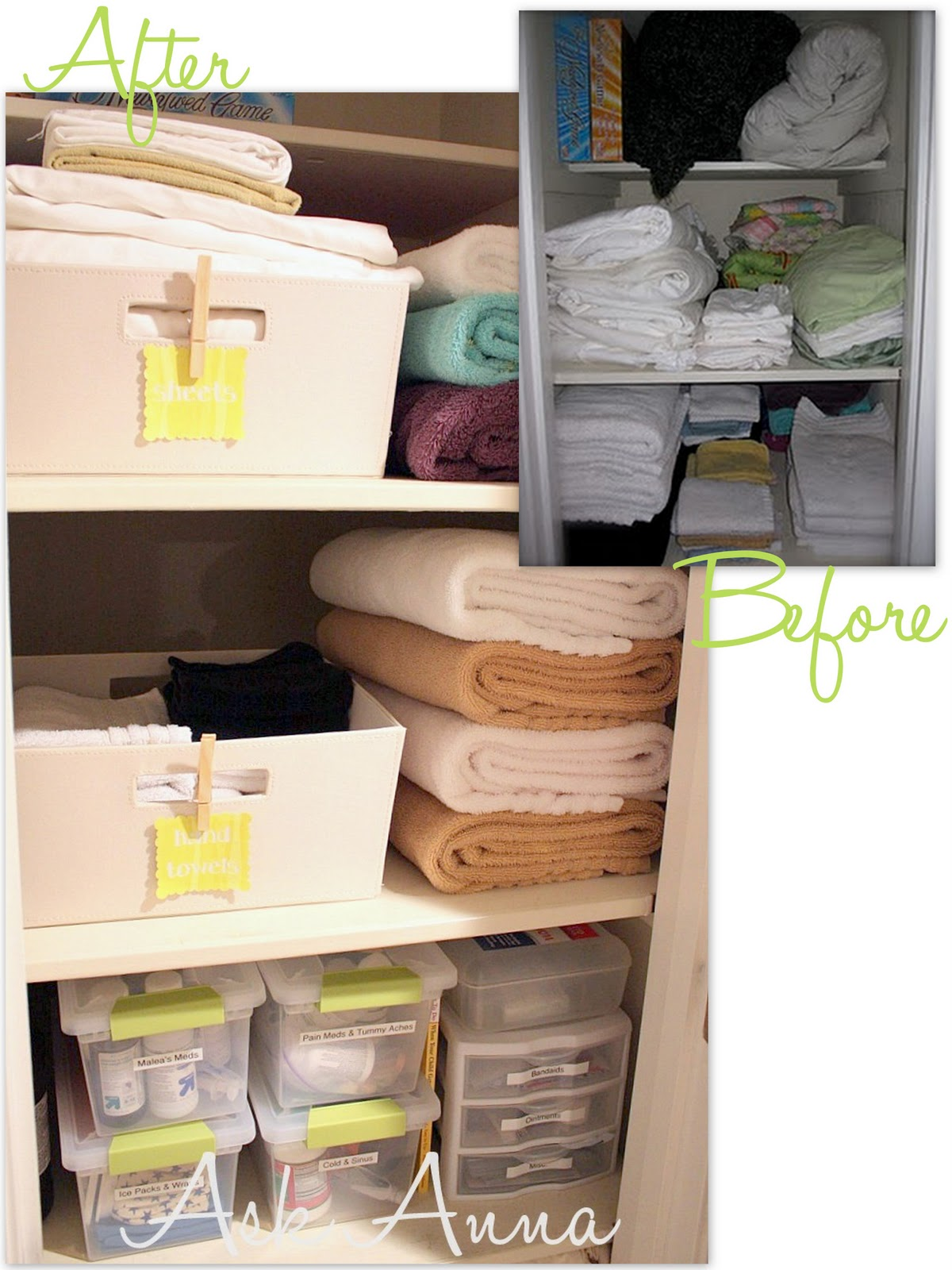 Organize Your Closet With A Capsule Wardrobe: Get Organized In 2012: How To Organize Your Spice Cabinet