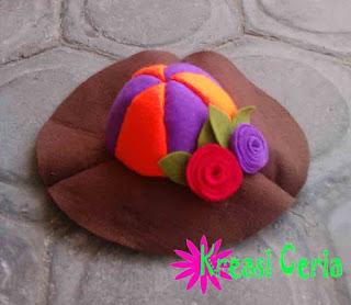 Cara Membuat Topi dalam Waktu 30 Menit Langsung Jadi