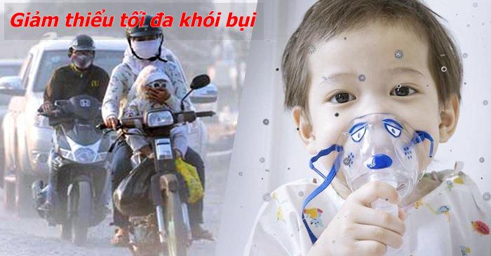 Giảm thiểu tối đa khói bụi khi sống tại Xuân Mai Thanh Hoá